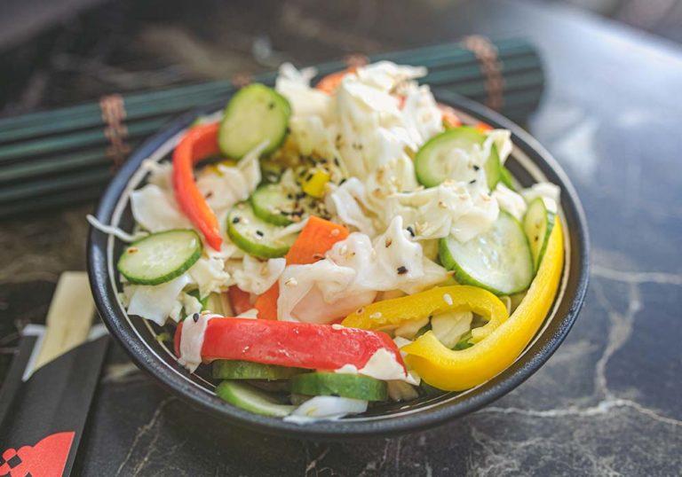 קימצ'י ירקות חמוצים בנוסח קוריאני
